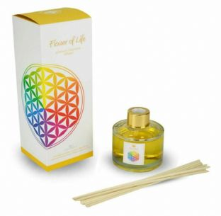 Green Tree | Flower of Life | Diffuser 100 ml